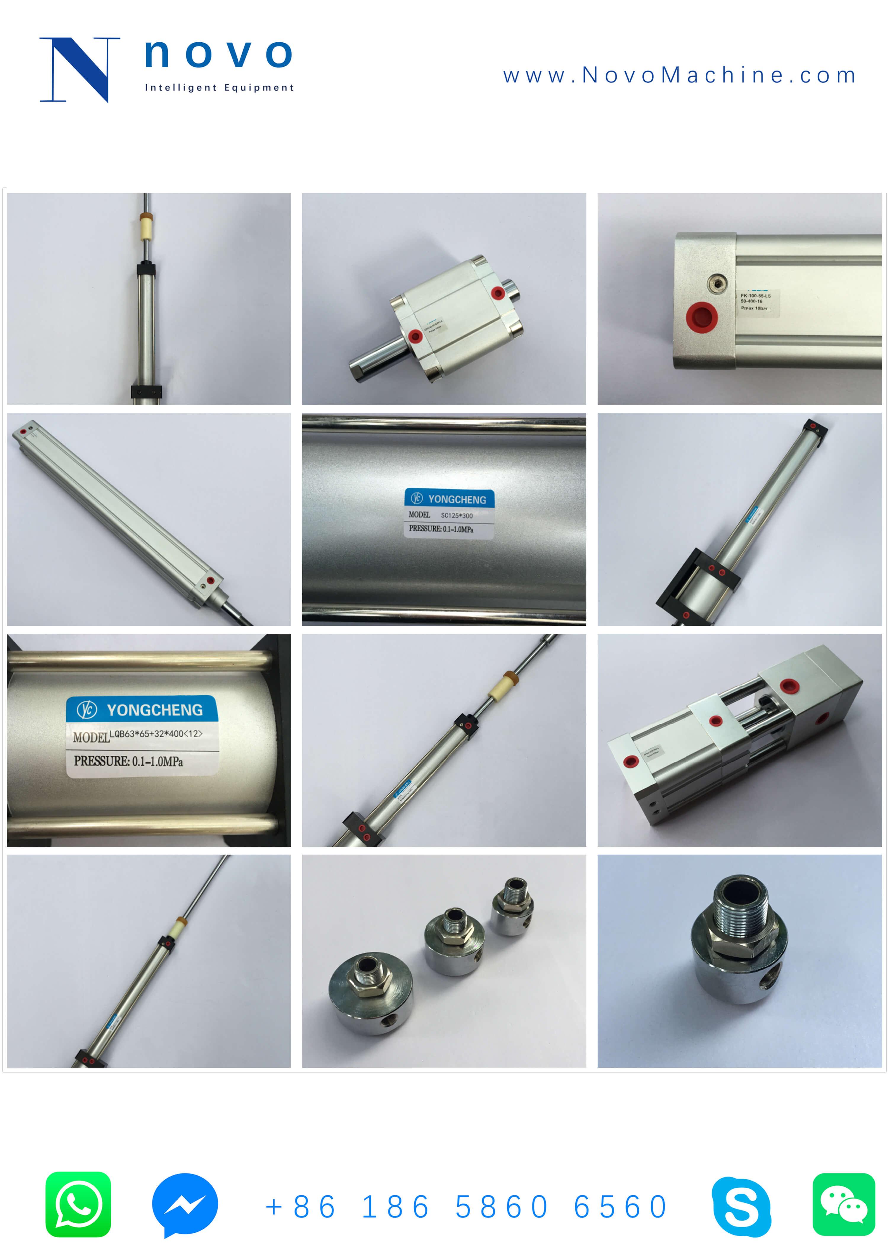 cylinder-spare-parts-for-Novo-PET-bottle-blowing-moulding-machine